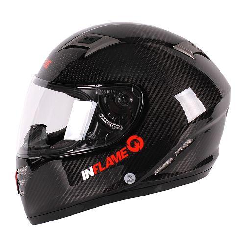 Шлем интеграл INFLAME GLADIATOR CARBON, карбон